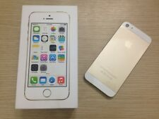 Apple iPhone 5s - 16G-gold  (Unlocked) Smartphone Factory Sealed