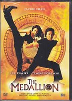 Dvd **THE MEDALLION** con Jackie Chan nuovo 2003