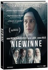 Niewinne (DVD) 2016 Agata Kulesza, Agata Buzek POLSKI POLISH