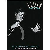 Elvis Presley: The King of Rock & Roll The Complete 50's Masters 5 CDs
