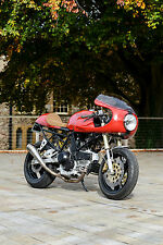 CAFE RACER  / FLAT TRACKER BUILDS .ALL MAKES, TRIUMPH ,DUCATI ,HARLEY XS , SEAT.