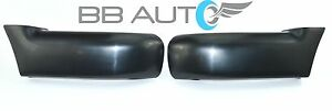 1994-1997 CHEVY S10 BLAZER BRAVADA JIMMY SONOMA FRONT BUMPER ENDS CAPS SET NEW