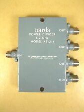 Narda  Power Divider  4312-4  1-2 GHz
