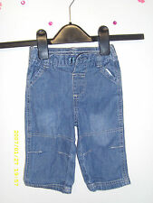 Unbranded No Pattern 100% Cotton Boys' Trousers & Shorts (0-24 Months)