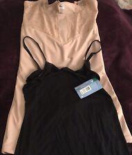 Esmara Lingerie Full- Body Shapewear And Jockey Cami Large