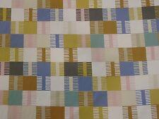 11.8 mètres de Designer Tissu Scion Navajo Bloque Rideau Stores sellerie B15