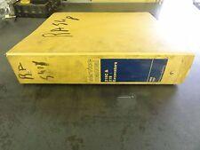 Caterpillar CAT 215C & 219 Excavator Repair Service Manual      4HG  5CF