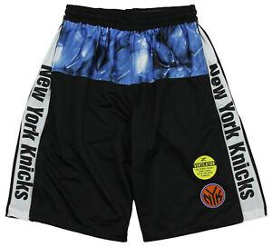 Zipway NBA Basketball Men's New York Knicks Brilliant Shorts - Black