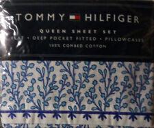 Tommy Hilfiger Queen Sheet Set Folkore
