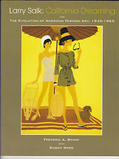 LARRY SALK: California Dreaming & Evolution Of American Fashion Art 1945-1965