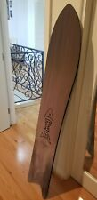 Used Cockerel Powder Snowboard 156 with Stomp Pads