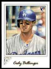 2017 Topps Gallery Cody Bellinger RC Los Angeles Dodgers #143