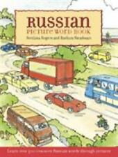 Russian Picture Word Book: Learn Over 500 Commonly Used Russian Words Through Pi