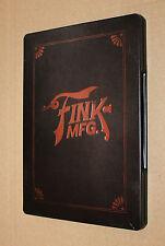 Bioshock Infinite FINK MFG. Steelbook no Game only Steelcase G1