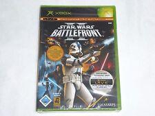 NEW (READ) PAL Deutsch German Version Star Wars Battlefront II XBox Game SEALED