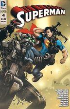 SUPERMAN NEW 52 VOLUME 4 EDIZIONE LION