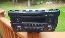 OEM Altima 28185 3TA0G AM/FM CD MP3 Stereo Player/Radio/Receiver W/ Aux Input