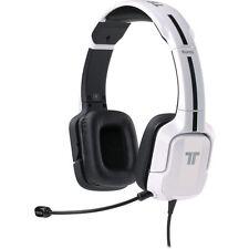 Mad Catz Tritton Kunai Stereo Gaming Headset Headphone for Xbox 360 PS 3 4 WHITE