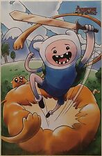 ADVENTURE TIME #30 [Cards, Comics and Collectibles variant cover]