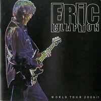 ERIC CLAPTON 2006-2007 WORLD TOUR CONCERT PROGRAM BOOK BOOKLET-NEAR MINT TO MINT