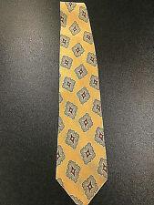 Giorgio Armani Cravatte Silk Tie Made in Italy EUC!
