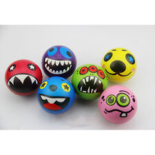 Cute Soft Antistress Balls Toys Outdoor Pu Laugh Face Toy Kids Toys Nice UK