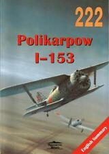 "POLIKARPOV I-153 ""CHAIKA"" SOVIET BIPLANE FIGHTER AIRCRAFT"