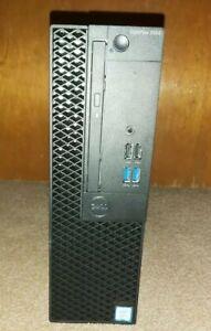 Dell Optiplex 3050  SFF i5 6th Gen 8GB RAM 256GB SSD  Windows 10 HDMI DP PC