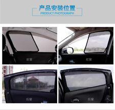 Car Windows Curtain Auto Blind Sun Shade Visor Mesh Cover for Jeep Cherokee