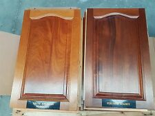 Hardwood Kitchen Cupboard Doors Panels - 100 different woods - Qty 100
