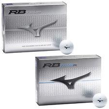 2020 Mizuno RB Tour / RB Tour X Golf Balls Select Quantity Sleeve Dozen Pack