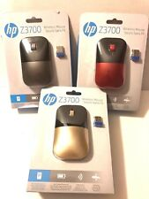 HP Z3700 Wireless Mouse Gold, by HP Consumer, (HP z3700 Wireless Mouse - Gold)