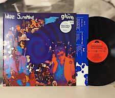 THE GLOVE - BLUE SUNSHINE LP EX+/EX UK 1990 REISSUE THE CURE ROBERT SMITH