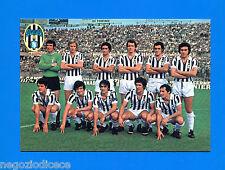 JUVENTUS SQUADRA 1975-76 - Cartolina-Postcard - ORIGINALE MAI VIAGGIATA