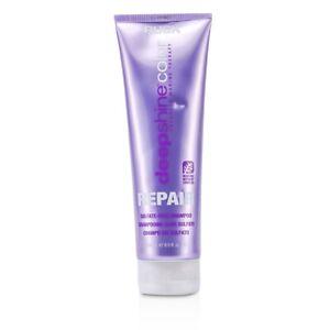 NEW Rusk Deepshine Color Repair Sulfate-Free Shampoo 8.5oz Mens Hair Care