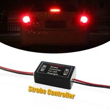 Universal third Brake light Stop Light Pulsing Strobe Flashing Module Controller