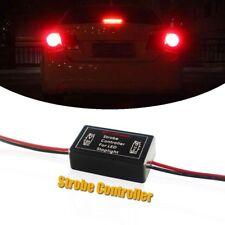 Universal third Brake light Stop Light Pulsing Strobe Flashing Module Controller