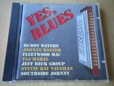 Yes, blues CD 1994 Waters Vaughan Fleetwood Mac Jeff Beck Muddy Waters
