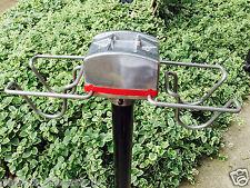 Detroit Diecast Aluminum Drive-In Movie Speaker Junction Box With Baskets + Lens