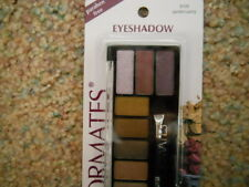 NEW COLORMATES EYESHADOW PALETTE OF 12 Shades Garden Party .38 oz.