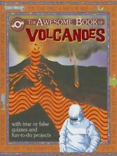 The Awesome Book of Volcanoes (World of Wonder) - Good - Flowerpot Press -