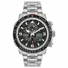 Citizen JY8070-54E ProMaster Skyhawk A-T Eco-Drive Men's Watch - Silver