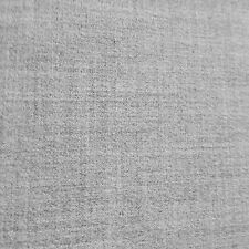 SUPERB  POLY WOOL 1.00 METER in SILVER GREY, with 3% LICRA