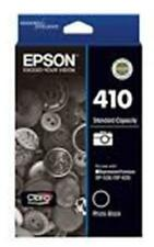 NEW Epson 410 Photo  Black  Ink Cartridge Genuine