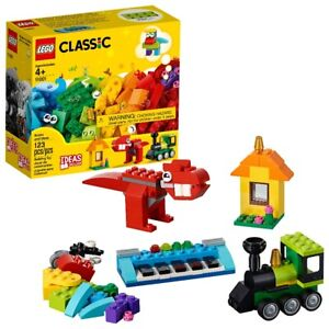 Lego - Classic Bricks and Ideas 11001