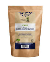 Organic Wild Blueberry Powder - Raw | Freeze-Dried | Bilberry | Vegan | Premium
