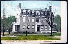 POUGHKEEPSIE NY~ 1910 SWIFT INFIRMARY AT VASSAR COLLEGE