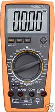 VC9807A+ 4 1/2 Digital MultiMeter AC/DC V A R C Freq