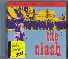 THE CLASH - super black market clash CD