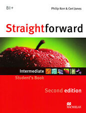 Macmillan STRAIGHTFORWARD Second Edition INTERMEDIATE Student's Book @USED@